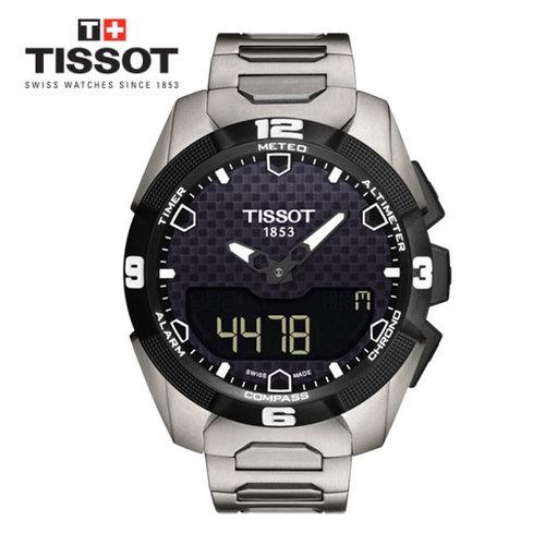 [티쏘]남성메탈시계 T-Touch Expert Solar 티터치_T091.420.44.051.00